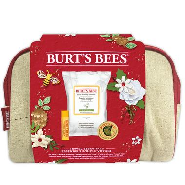 Burt\'s Bees Travel Essentials Kit