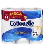 Cottonelle Clean Care Mega Roll Toilet Paper