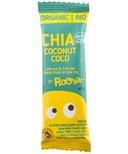 Roobar Chia Coconut Coco Bar