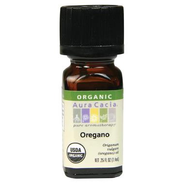 Aura Cacia Oregano Organic Essential Oil