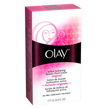 Olay Classics Active Hydrating Beauty Fluid Lotion