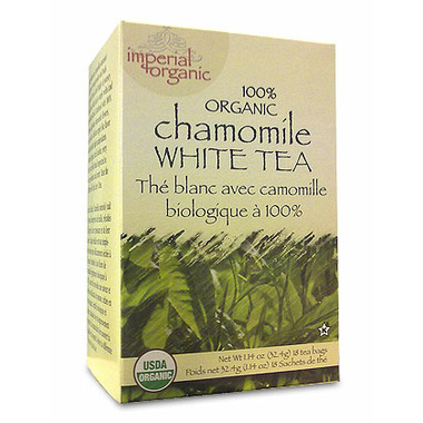 Uncle Lee\'s Imperial Organic Chamomile White Tea
