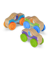 Melissa & Doug Animal Stacking Cars