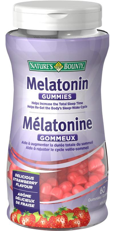 Natures Bounty Gummies