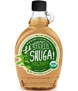 Lil Shuga Organic Cane Sugar & Stevia Syrup