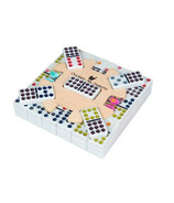 Double 9 Chicken Domino Set
