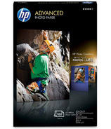HP Advanced Borderless Glossy Photo Paper