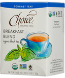 Choice Organic Teas Breakfast Blend Tea