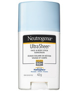 Neutrogena Ultra Sheer Face And Body Sunscreen Stick