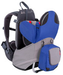 Phil & Teds Parade Child Carrier Blue & Grey