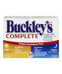 Buckley's Complete Extra Strength Day + Night Pack
