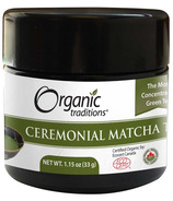 Organic Traditions Ceremonial Matcha Tea