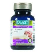 Quest L-Lysine