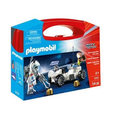 Playmobil Space Exploration Carry Case