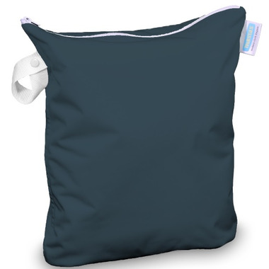 Thirsties Wet Bag Midnight Blue