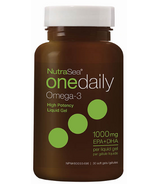 NutraSea One Daily Omega-3 Liquid Gels