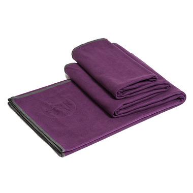 Manduka eQua Hold Yoga Mat Towel Mambo