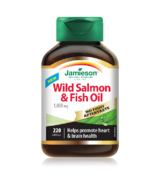 Jamieson Wild Salmon & Fish Oil