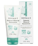 Derma E Natural Mineral Sunscreen Oil-Free Face Lotion