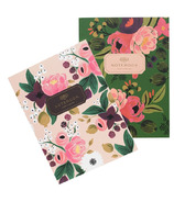 Rifle Paper Co. Vintage Blossoms Notebook Set