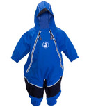 Calikids Waterproof Onesie Blue