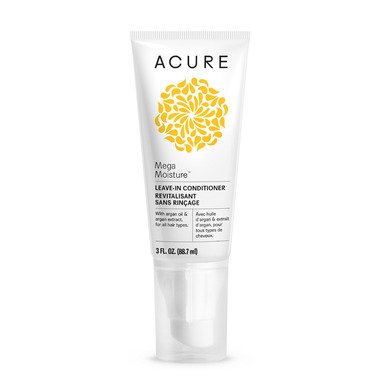 Acure Mega Moisture Leave-In Conditioner