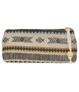 Danica Studio Saddle Up Stripe Pencil Cosmetic Bag