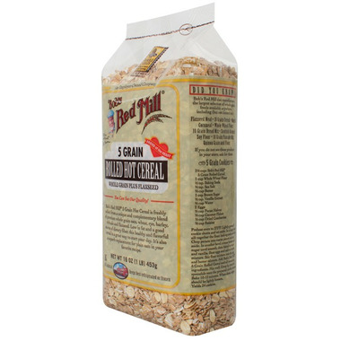 Bob\'s Red Mill 5 Grain Rolled Cereal