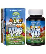 Natures Plus Animal Parade Mag Kidz Chewable Cherry