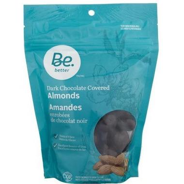 Be Better Dark Chocolate Covered Almonds