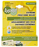 LypSyl Extreme Cold Sore Relief Cold Sore Treatment
