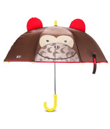 Skip Hop Zoo Little Kid Umbrella Monkey
