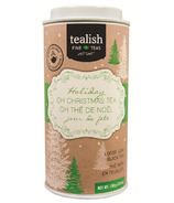 Tealish Oh Christmas Tea Whole Leaf Black Tea
