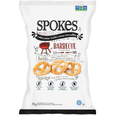 Spokes Snacks Barbecue