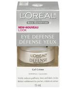L'Oreal Skin Expertise Eye Defense Gel Creme