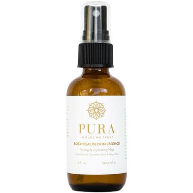 Pura Botanicals Botanical Bloom Essence Toning & Hydrating Mist