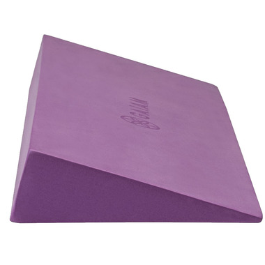 Gaiam Yoga Wedge Purple