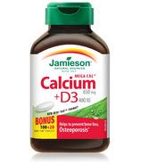 Jamieson Mega Cal Calcium + D3