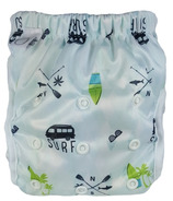 Omaiki One Size Swim Diaper Surfer