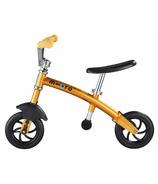 Micro of Switzerland G-Bike Chopper Deluxe Balance Bike Yellow