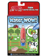 Melissa & Doug Water Wow Farm