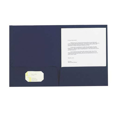 Oxford Twin Pocket Folder