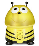 Crane Cool Mist Adorable Bumble Bee Humidifier