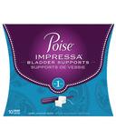 Poise Impressa Bladder Supports Size 1