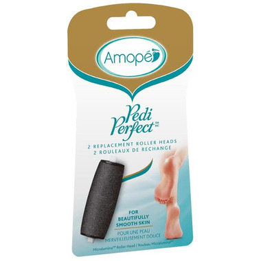 Amope PediPerfect Pedicure Electronic Foot File Replacements