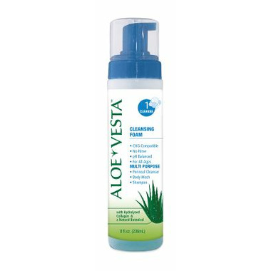 Aloe Vesta 3-in-1 Cleansing Foam