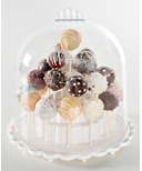 Nordic Ware Cake Pop Stand with Dome Cover