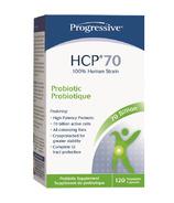 Progressive HCP70 100% Human Strain Probiotic