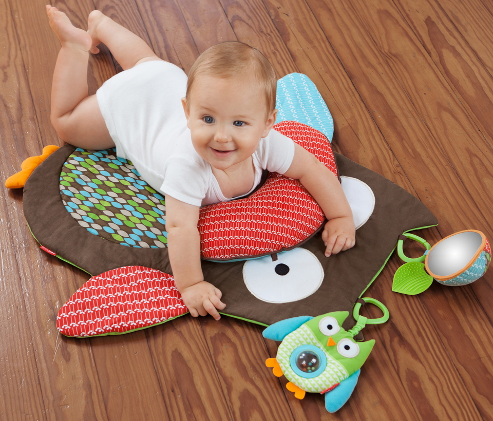 Buy Skip Hop Tree Top Friends Tummy Time Mat At Well Ca