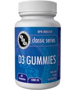 AOR D3 Gummies